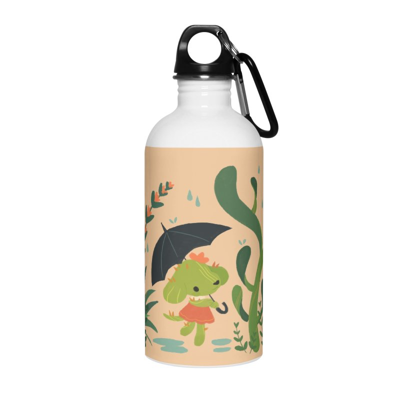 Aloe Pup Accessories Water Bottle by StrangelyKatie's Store