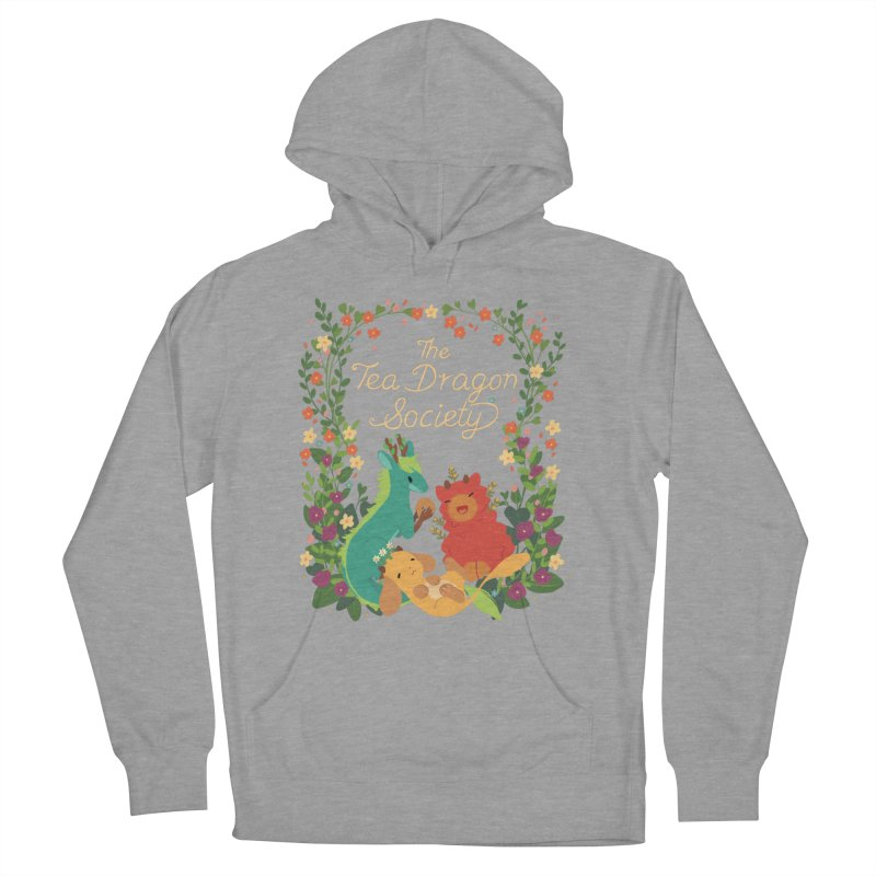 The Tea Dragon Society Women's Pullover Hoody by StrangelyKatie's Store