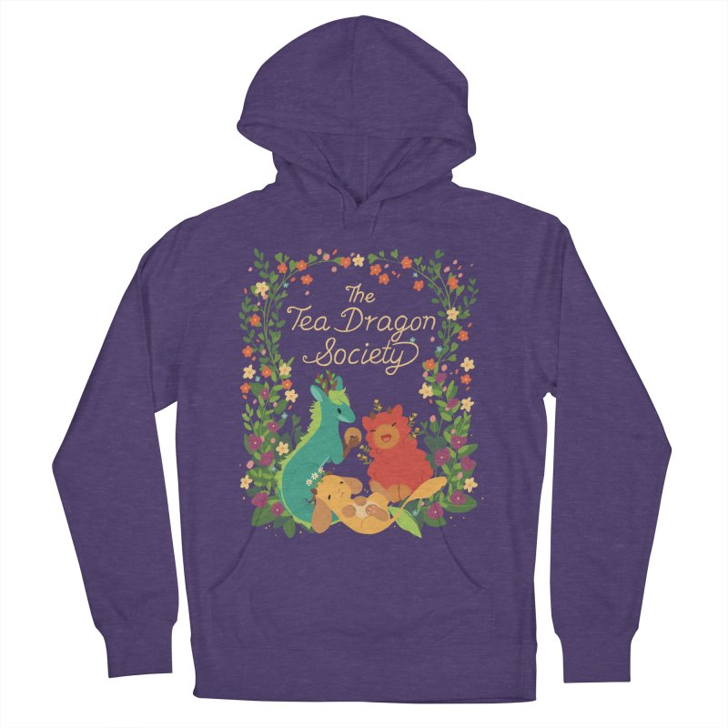 The Tea Dragon Society Women's French Terry Pullover Hoody by StrangelyKatie's Store