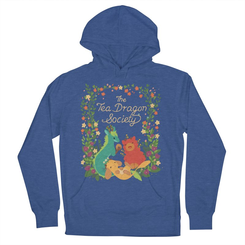 The Tea Dragon Society Men's French Terry Pullover Hoody by StrangelyKatie's Store