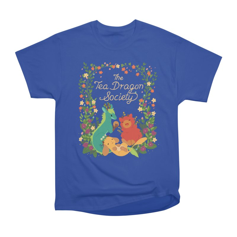 The Tea Dragon Society Men's T-Shirt by StrangelyKatie's Store