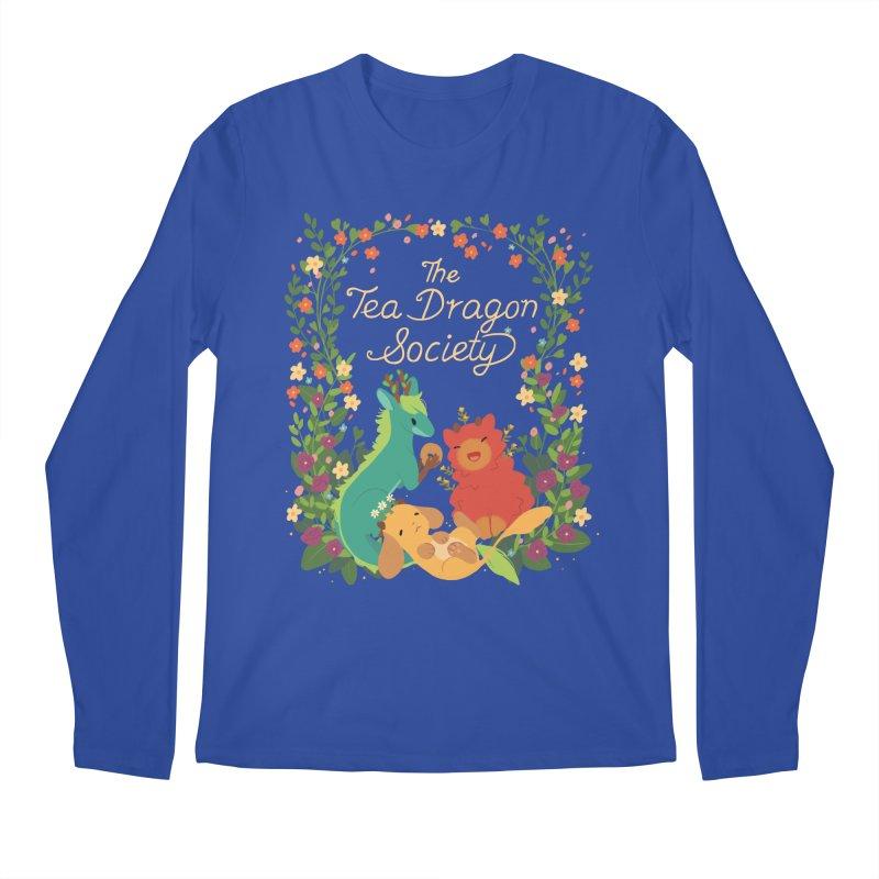 The Tea Dragon Society Men's Regular Longsleeve T-Shirt by StrangelyKatie's Store