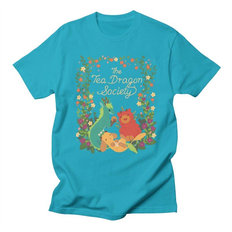 The Tea Dragon Society Women's Regular Unisex T-Shirt by StrangelyKatie's Store