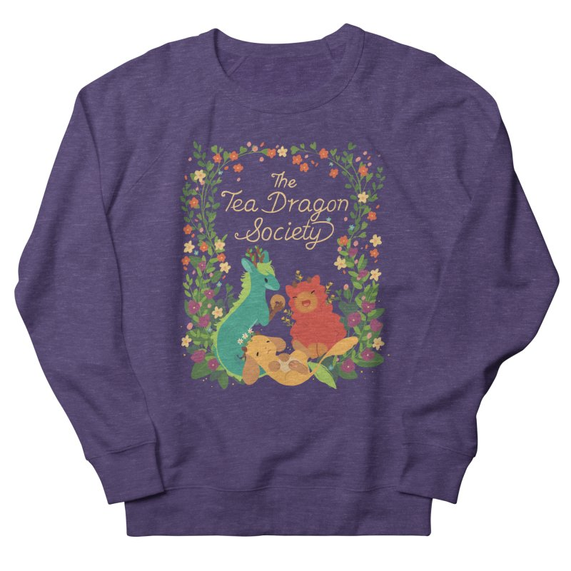 The Tea Dragon Society Women's French Terry Sweatshirt by StrangelyKatie's Store
