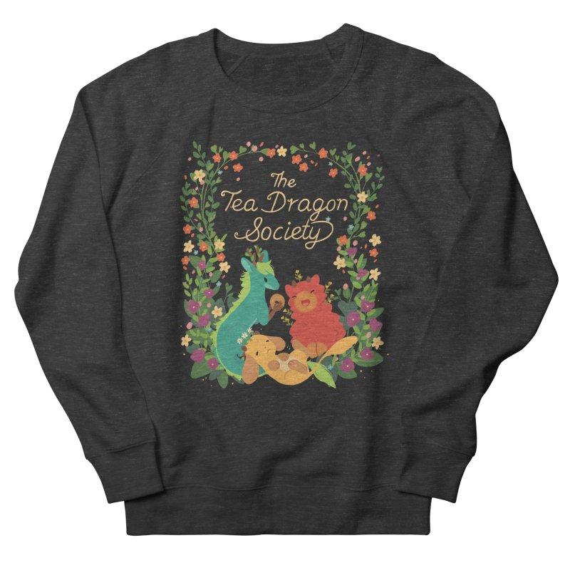 The Tea Dragon Society Men's Sweatshirt by StrangelyKatie's Store