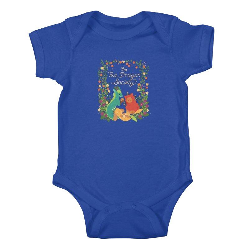 The Tea Dragon Society Kids Baby Bodysuit by StrangelyKatie's Store