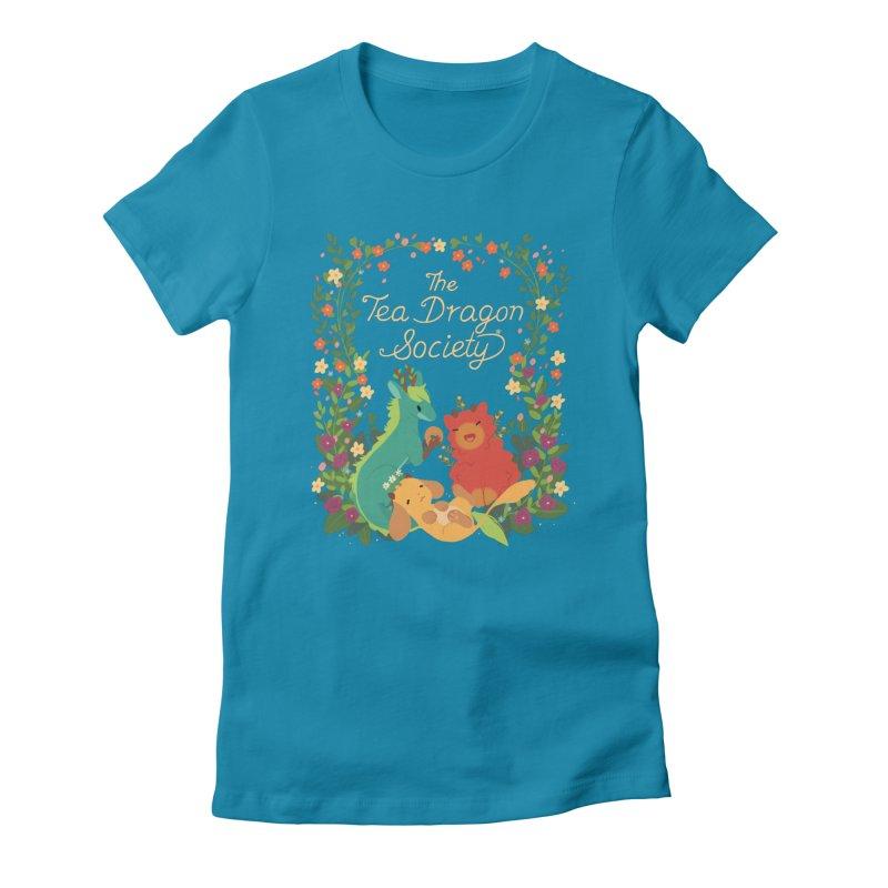 The Tea Dragon Society Women's T-Shirt by StrangelyKatie's Store