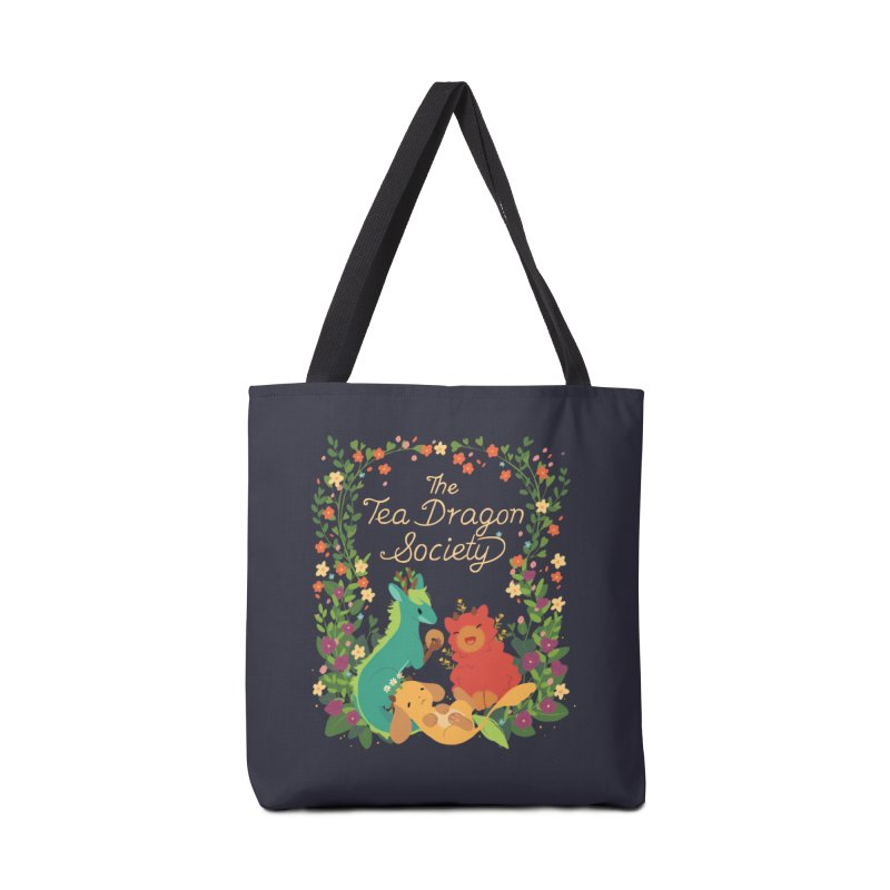 The Tea Dragon Society Accessories Tote Bag Bag by StrangelyKatie's Store
