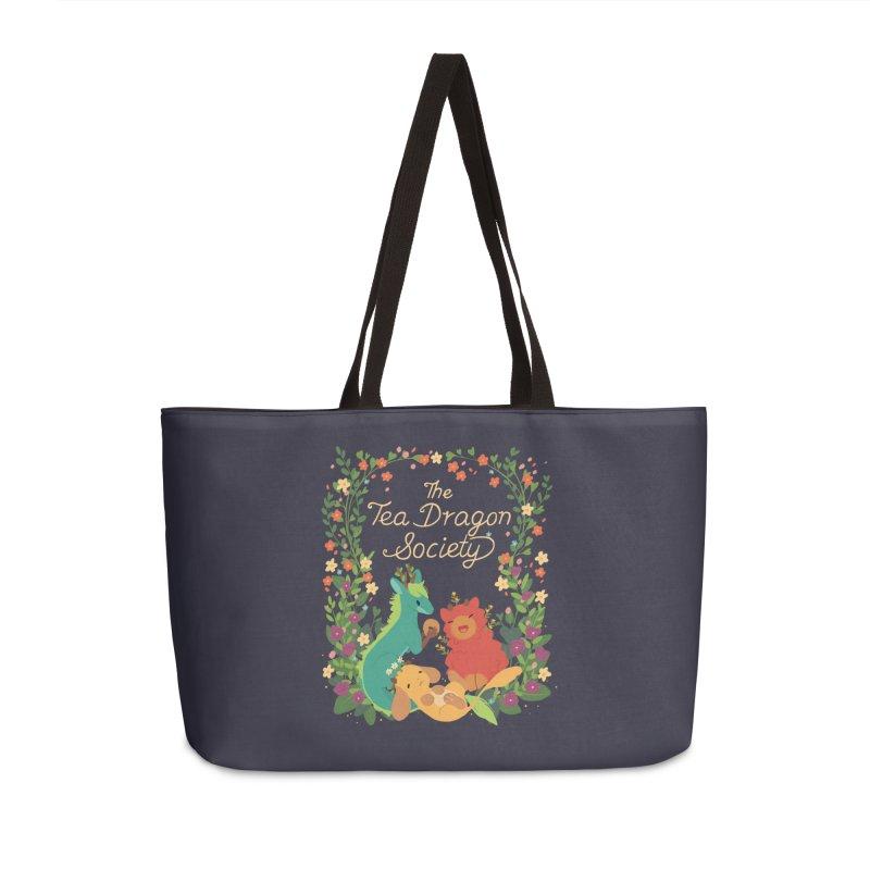 The Tea Dragon Society Accessories Weekender Bag Bag by StrangelyKatie's Store