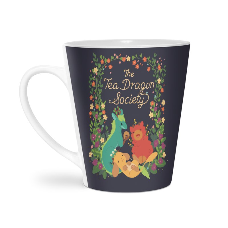 The Tea Dragon Society Accessories Latte Mug by StrangelyKatie's Store