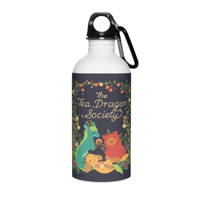 The Tea Dragon Society Accessories Water Bottle by StrangelyKatie's Store