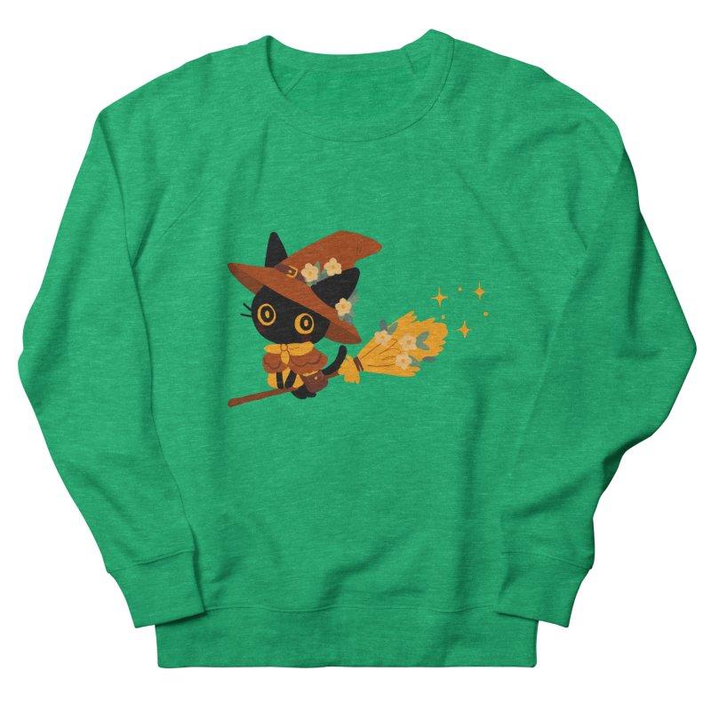 Cat Witch Women's Sweatshirt by StrangelyKatie's Store