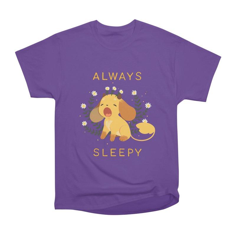 Always Sleepy Women's T-Shirt by StrangelyKatie's Store