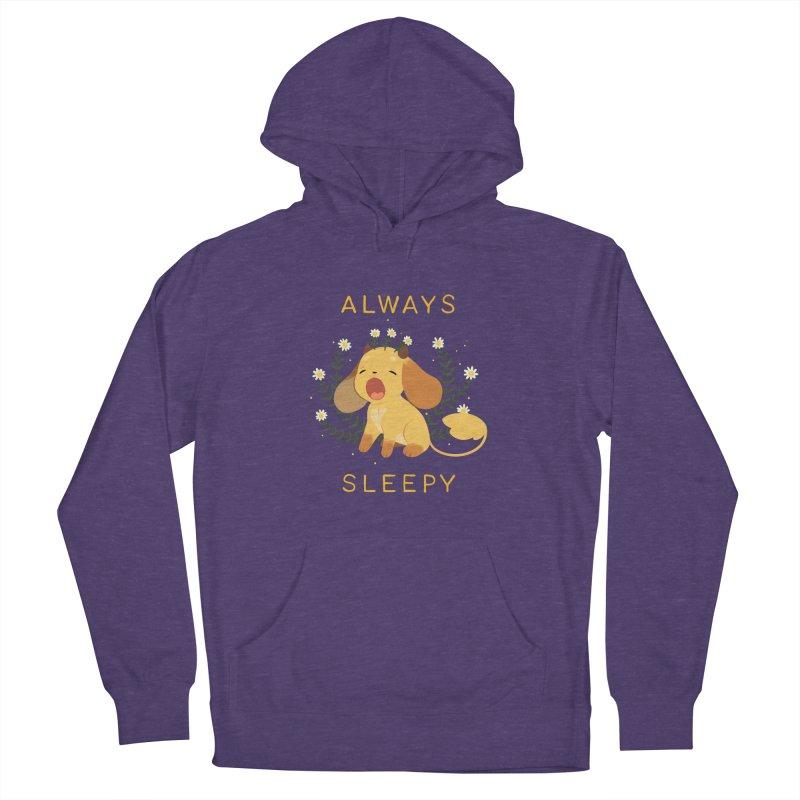 Always Sleepy Men's Pullover Hoody by StrangelyKatie's Store