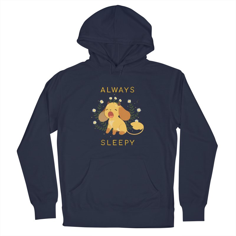 Always Sleepy Men's Pullover Hoody by StrangelyKatie's Store