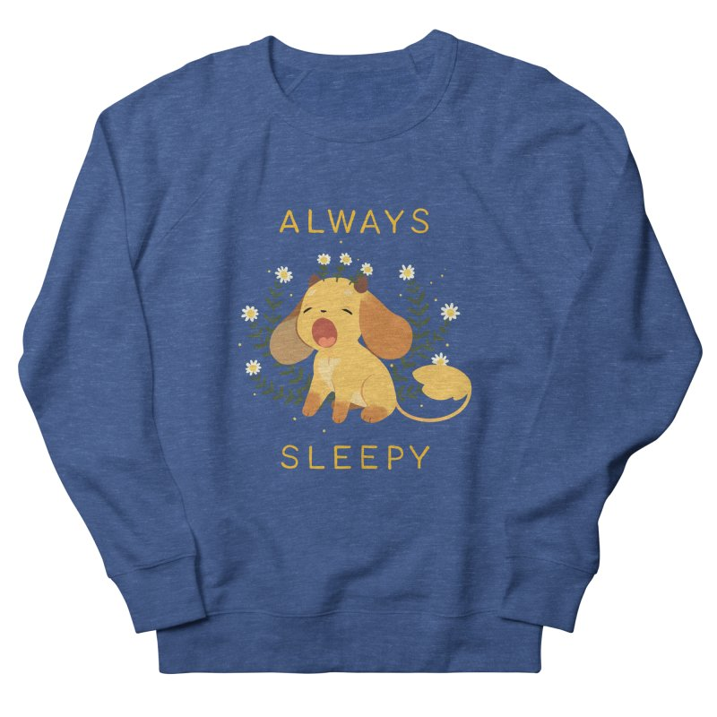 Always Sleepy Women's Sweatshirt by StrangelyKatie's Store