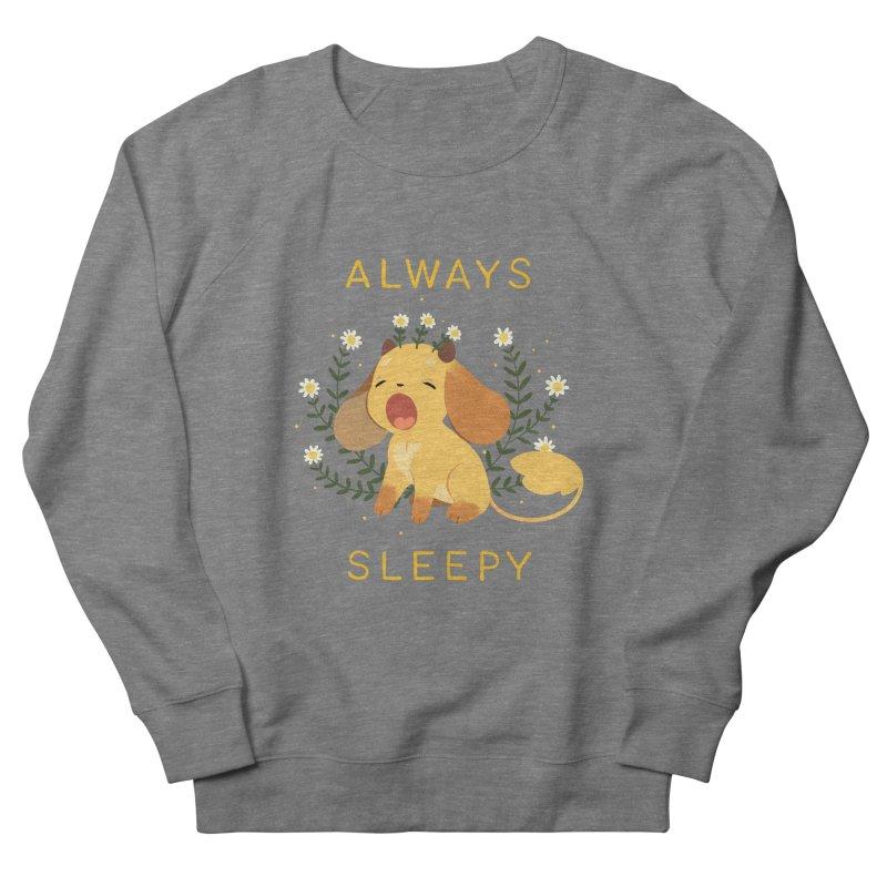 Always Sleepy Men's Sweatshirt by StrangelyKatie's Store