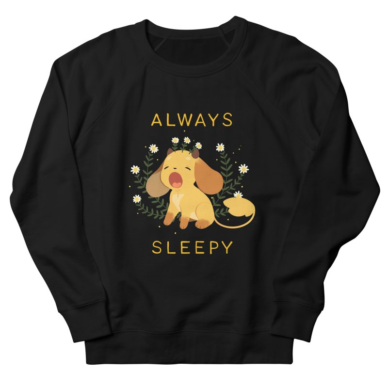 Always Sleepy Men's Sweatshirt by StrangelyKatie's Store