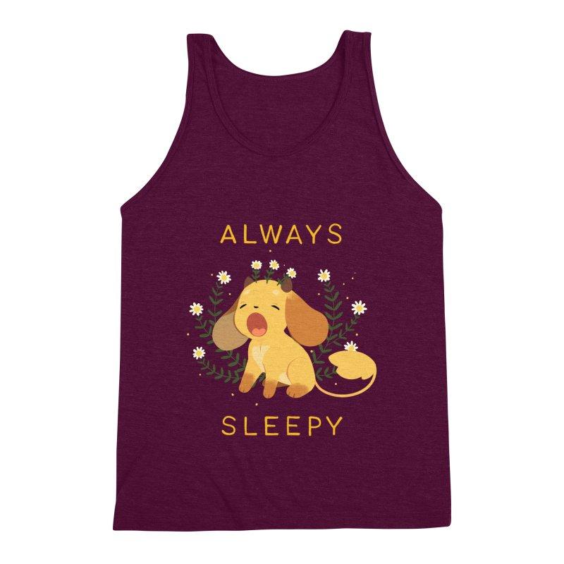 Always Sleepy Men's Tank by StrangelyKatie's Store
