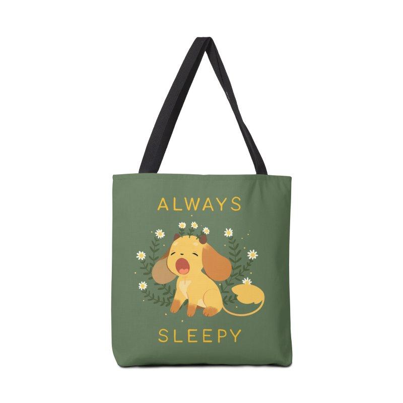 Always Sleepy Accessories Bag by StrangelyKatie's Store