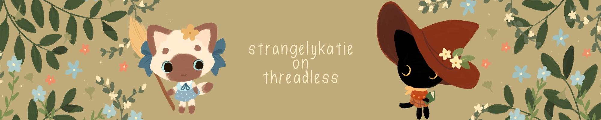 strangelykatie Cover
