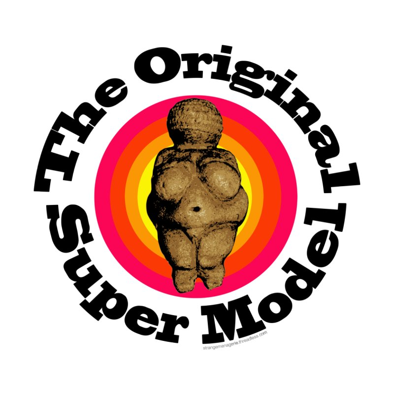 The Original Super Model by Strange Menagerie