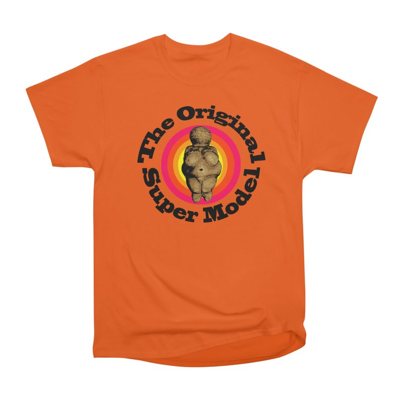 The Original Super Model! Men's Classic T-Shirt by Strange Menagerie