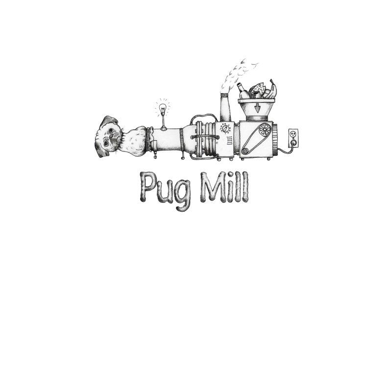Pug Mill Women's Tank by Strange Menagerie