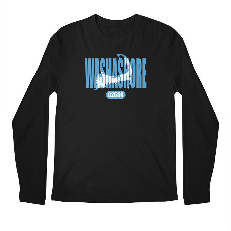 Cape Cod Washashore - 02536 Men's Longsleeve T-Shirt by Strange Menagerie