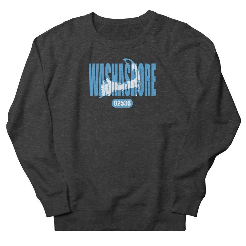 Cape Cod Washashore - 02536 Women's Sweatshirt by Strange Menagerie