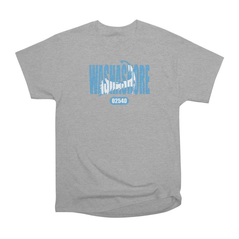 Cape Cod Washashore - 02540 [Falmouth] Men's Classic T-Shirt by Strange Menagerie