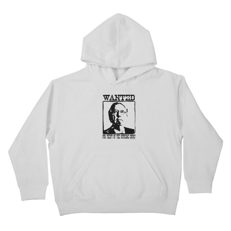 Mitch *The Bandito* McConnell Kids Pullover Hoody by Strange Menagerie