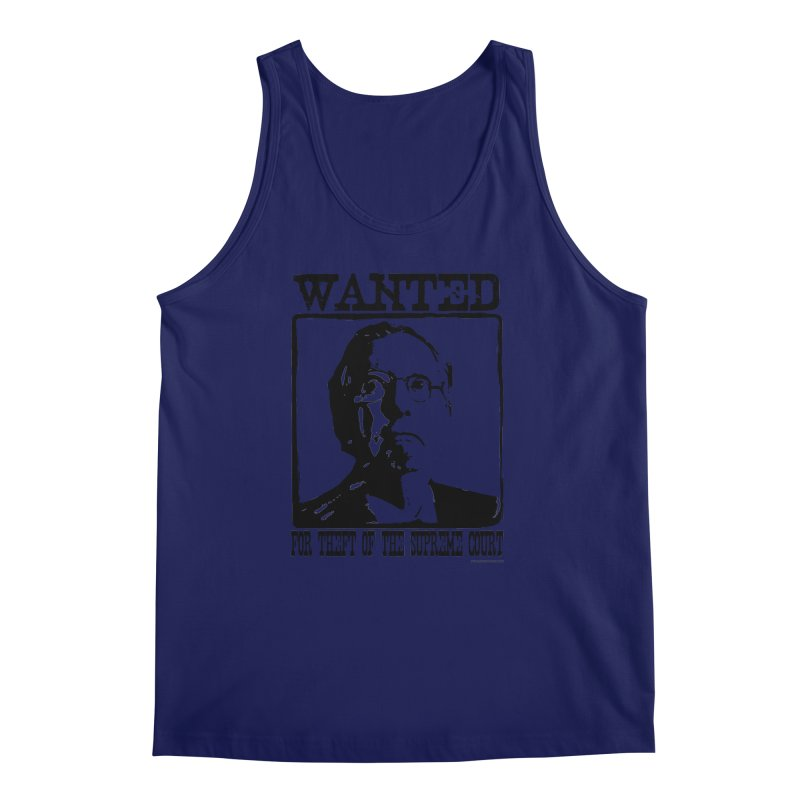 Mitch *The Bandito* McConnell Men's Regular Tank by Strange Menagerie