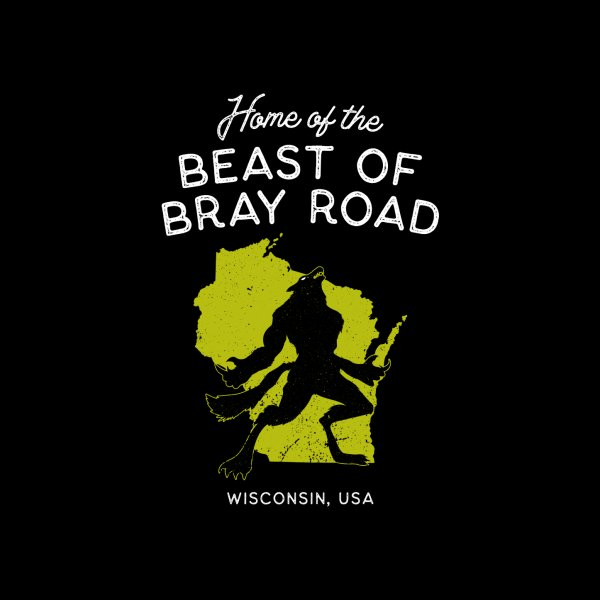 Design for Home of the Beast of Bray Road - Wisconsin USA
