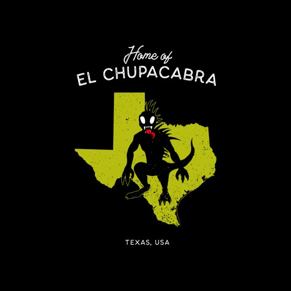Design for Home of El Chupacabra - Texas, USA