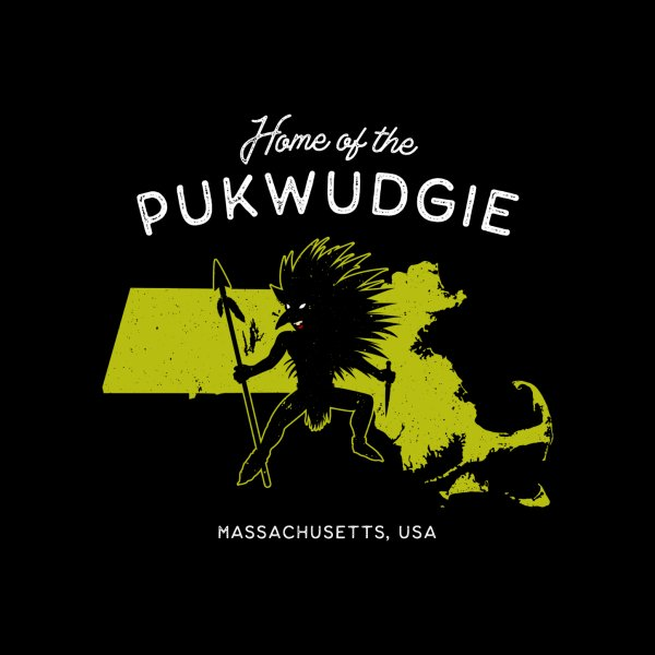 Design for Home of the Pukwudgie - Massachusetts, USA