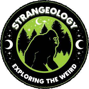 Strangeology   Exploring the Weird Logo