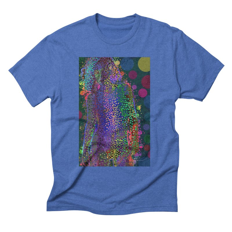 DAZZLING WOMAN Men's T-Shirt by strawberrymonkey's Artist Shop