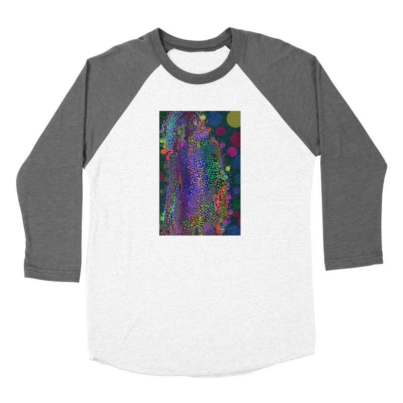DAZZLING WOMAN Women's Longsleeve T-Shirt by strawberrymonkey's Artist Shop