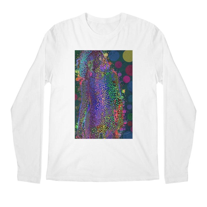 DAZZLING WOMAN Men's Longsleeve T-Shirt by strawberrymonkey's Artist Shop