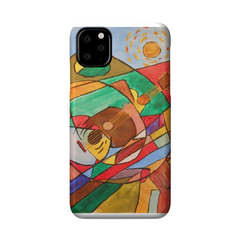 THE GUITARIST Accessories Phone Case by strawberrymonkey's Artist Shop