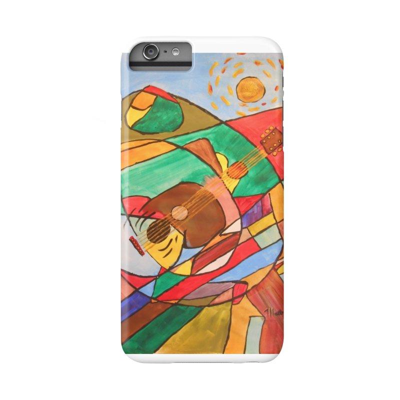 THE GUITARIST Accessories Phone Case by strawberrymonkey's Artist Shop