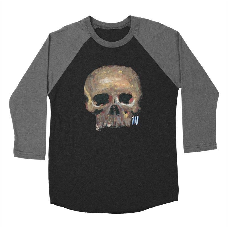 SKULL091815 Women's Longsleeve T-Shirt by strawberrymonkey's Artist Shop