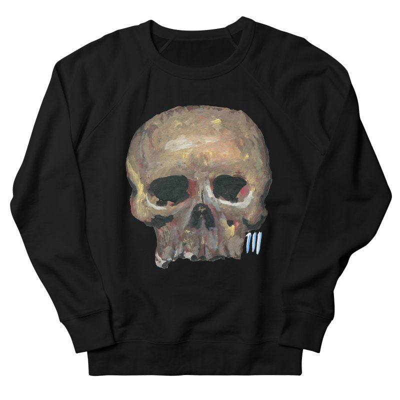 SKULL091815 Women's Sweatshirt by strawberrymonkey's Artist Shop