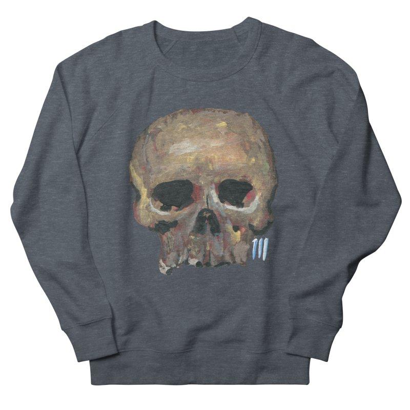 SKULL091815 Men's Sweatshirt by strawberrymonkey's Artist Shop