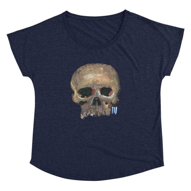 SKULL091815 Women's Dolman by strawberrymonkey's Artist Shop
