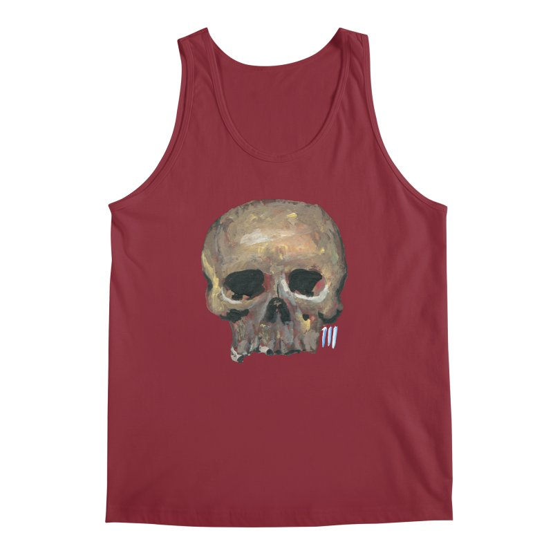 SKULL091815 Men's Tank by strawberrymonkey's Artist Shop