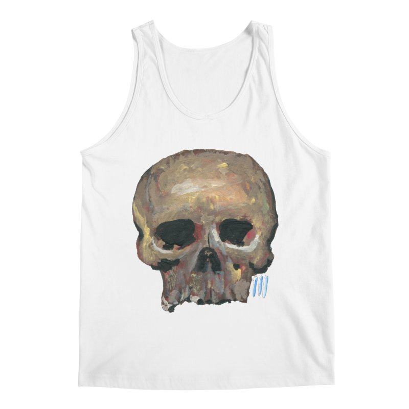 SKULL091815 Men's Regular Tank by strawberrymonkey's Artist Shop
