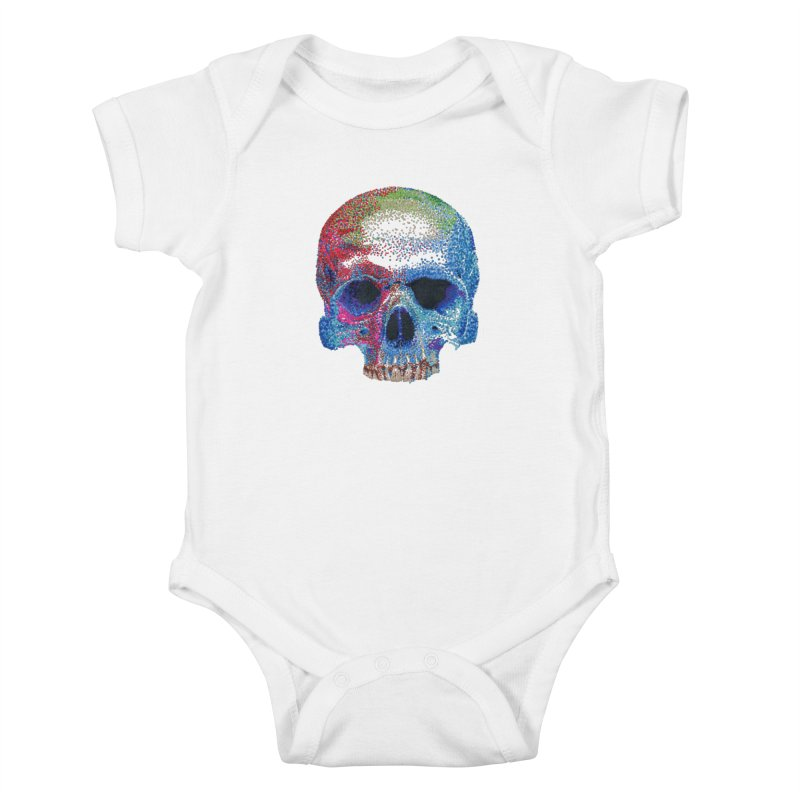 SKULL COLORFUL   by strawberrymonkey's Artist Shop
