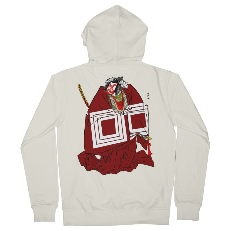 ICHIKAWA PERFORMS Women's Zip-Up Hoody by strawberrymonkey's Artist Shop